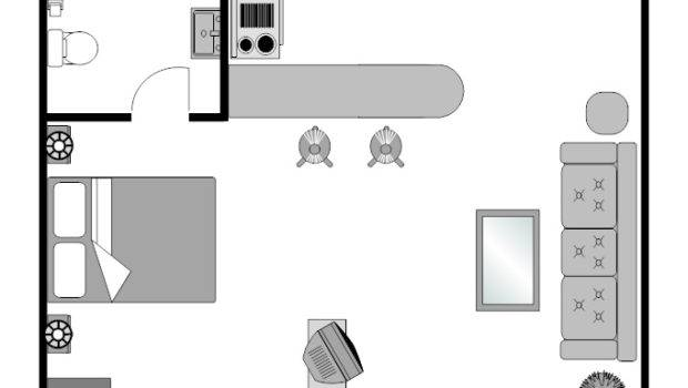 Small Studio Apartment Design Plans Joy
