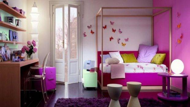 Small Teen Bedroom Decorating Ideas