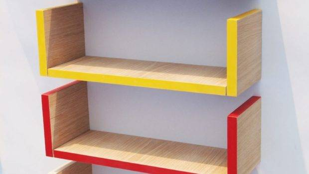 Small Wall Shelf Books