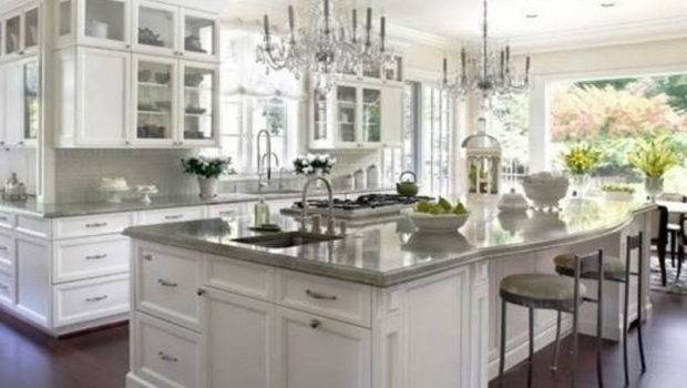 Small White Country Kitchen Cabinets