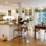 Small White Country Kitchen Perfect Designs