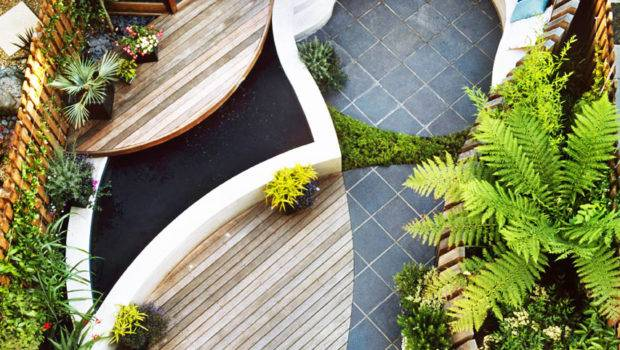 Small Yard Landscaping Ideas Layout Homefurniture