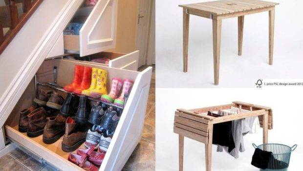 Smart Furniture Small Spaces Handy Solutions