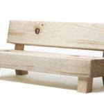 Soft Wood Chair Bench Sofa Front Moberg Fung Pleasure