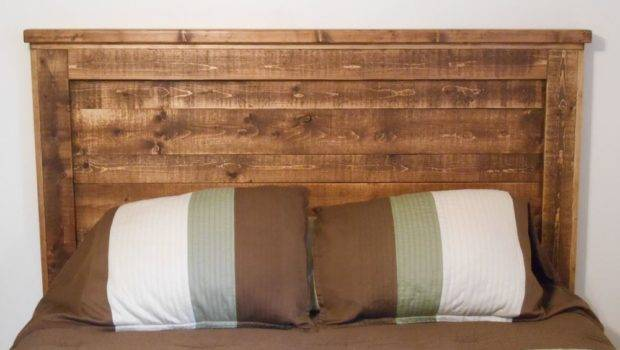 Solid Wood Reclaimed Wall Mounted Headboard Queen Ebay