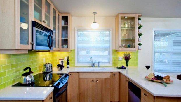 Solutions Small Square Kitchens