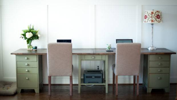 Some Cool Ideas Tips Diy Double Desk Project Inspirational