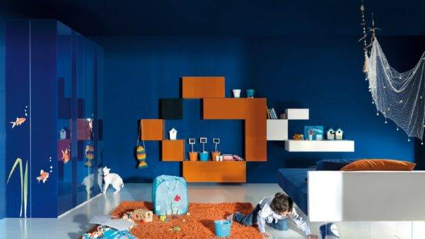 Sophisticated Modern Bedroom Themed Kids Room Designs Home