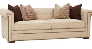 Sophisticated Sofa Settee Designs Lear Rectangular Shaped Pillows