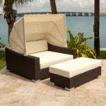 Source Outdoor Furniture King Day Bed Canopy Scso