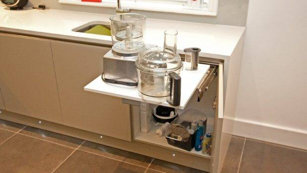 Space Maximising Solutions Small Kitchens