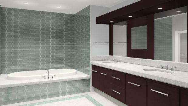 Space Modern Bathroom Tile Design Ideas Cool