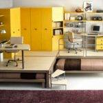 Space Saving Girl Boy Room