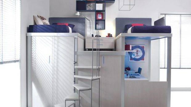Space Saving Kids Bedroom Design Ideas Awesome Furniture