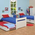 Space Saving Stylish Bunk Beds Two Separate Single