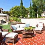 Spanish Style Luxury Homes Patio