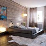 Special Inspiration Modern Bedroom Wood Wall Cover Decosee