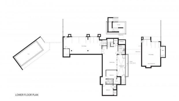 Spectacular Shaped Ranch House Plans Home
