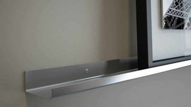 Stainless Steel Floating Ledge Photos