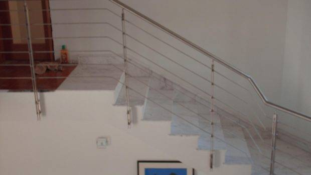 Stainless Steel Indoor Staircase Metal Acma