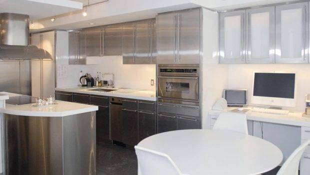 Stainless Steel Kitchen Cabinets Outdoor Kitchens Because