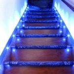 Stair Lighting Interior Design Automatic Led