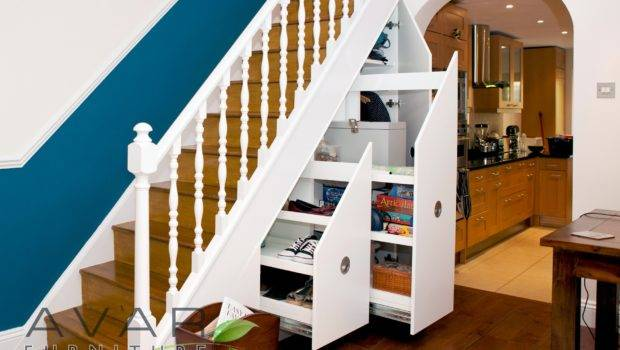Staircase Ofunder Stairs Storage Ideas Decozt Room
