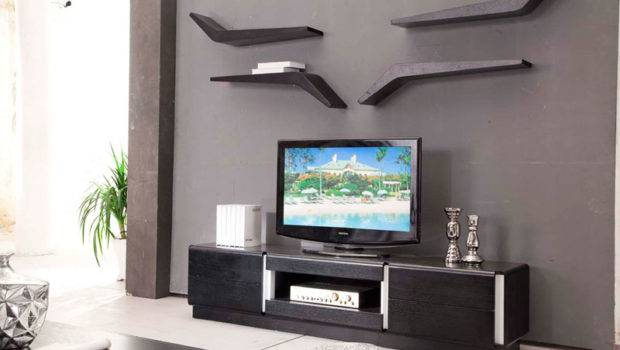 Stand Cabinet Set