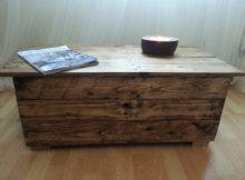 Standard Coffee Table Trunk Storage Timberwolffurniture