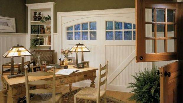Standard Insulated Carriage Style Garage Doors Also Good Options