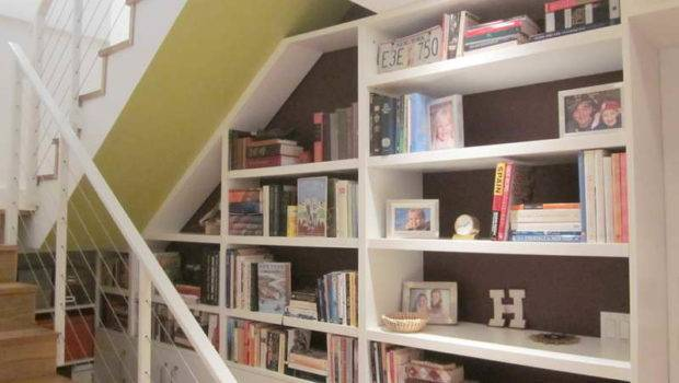Steel Shelving Under Stairs Industrial Stainless