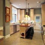 Steps Choose Kitchen Paint Colors Oak Cabinets
