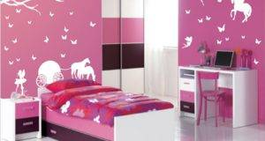 Stickers Girls Room Decorating Ideas Home