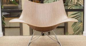 Stingray Rocking Chair Thomas Pedersen Frederica Sale