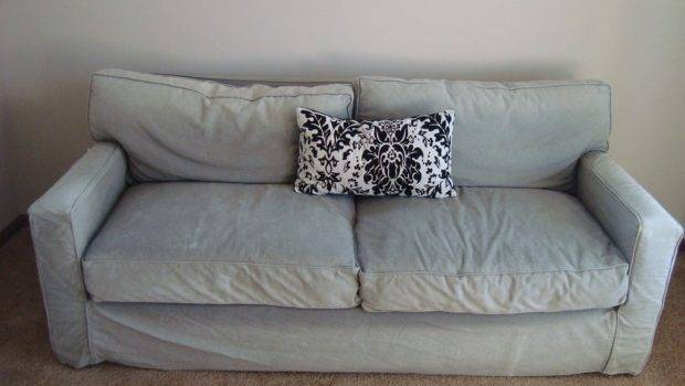 Stinkin Cute Bleached Couch