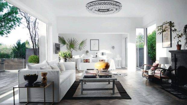 Stockholm Vitt Interior Design Danish Home