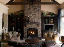 Stone Fireplace Designs Warm Your Home