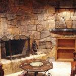 Stone Fireplace Interior Ideas