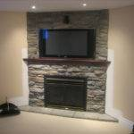 Stone Selex Toronto Presents Interior Fireplace Designs