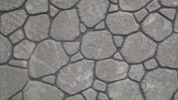 Stone Tile Can Many Different Patterns Depending Person