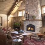 Stone Veneer Fireplace Ideas Kvriver