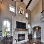 Stone Veneer Fireplace Ideas Warm Your Home
