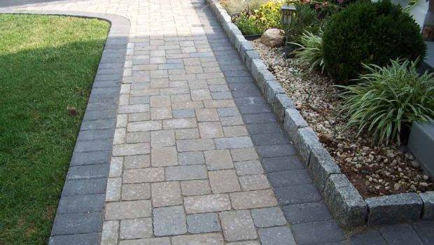 Stone Walkway Work Professional Silver Spring