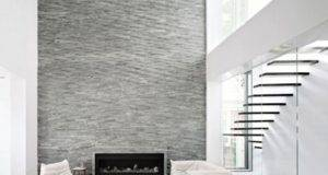 Stone Wall Fireplace Gas Fires Surround