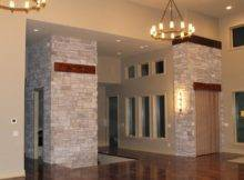 Stone Walls Interior Home Design Ideas Amazing