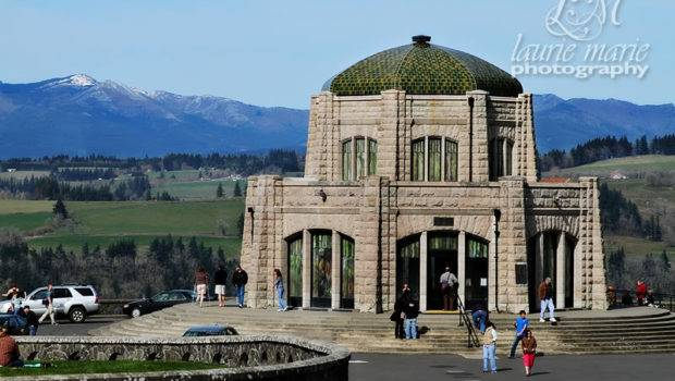 Stops Columbia River Gorge One Which Vista House