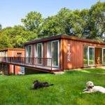 Storey Shipping Container House