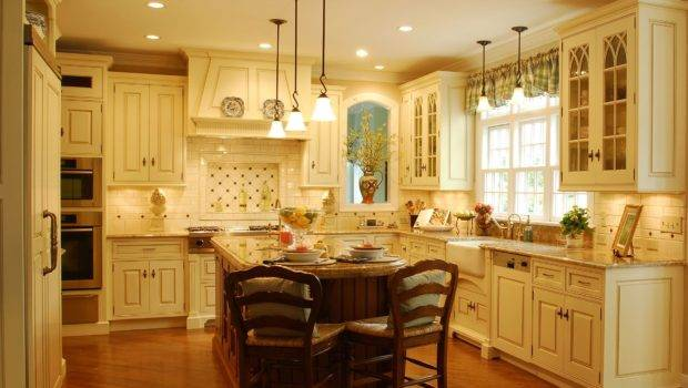 Storing Kitchen Wares One Traits Traditional