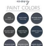 Stormy Sky Paint Color Ideas