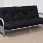 Strong Fold Metal Frame Easily Converts Down Double Bed